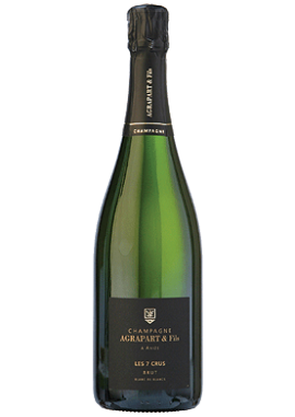 CHAMP AGRAPART BRUT 7 CRUS