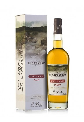 MICLO WHISKY TOURBE WELCHE'S 46% 70C