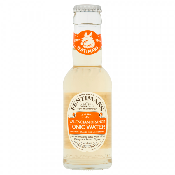FENTIMANS 200ML VALENCIAN ORANGE TON
