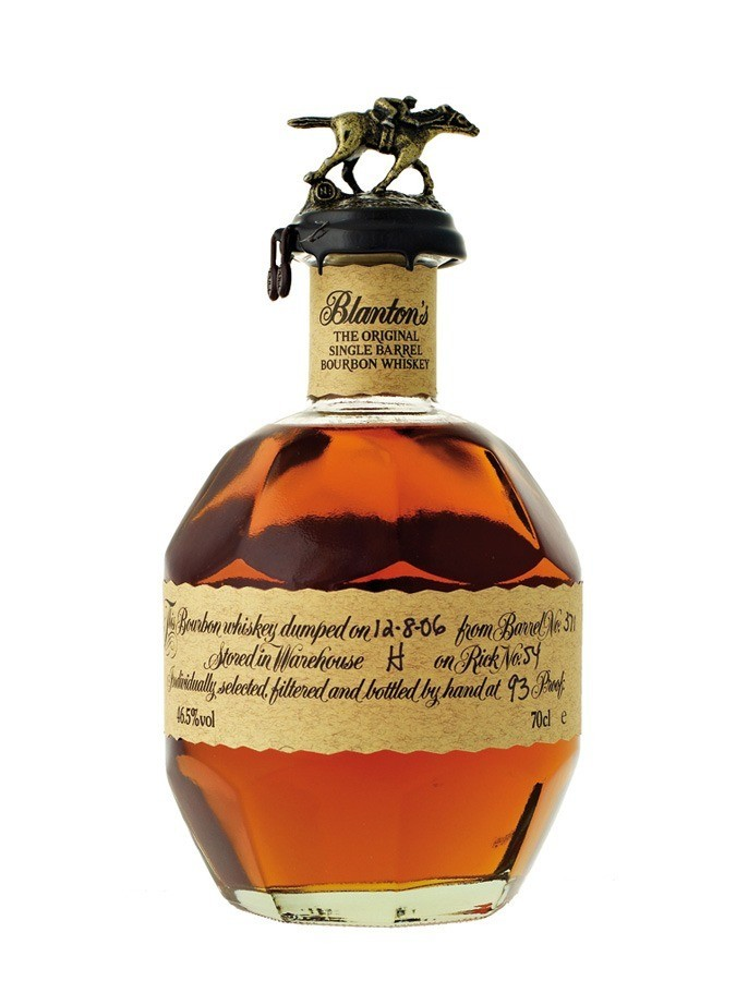 BLANTON'S ORIGINAL  SINGLE CASK