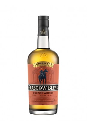 COMPASS BOX GLASGOW BLEND 43% 70CL