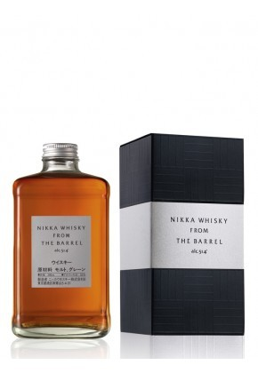 NIKKA FROM THE BARREL OF 50CL