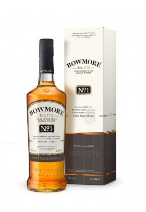BOWMORE N1 70CL 43%